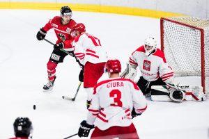 Polska Austria hokej