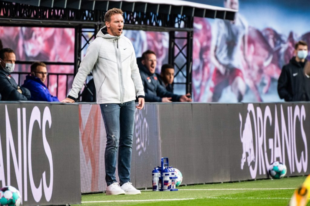 Julian Nagelsmann RB Lipsk