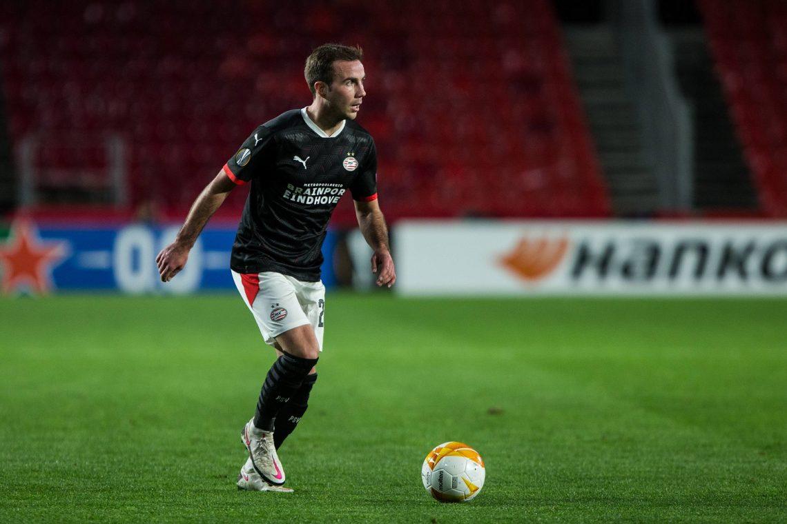 PSV Mario Gotze