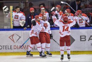 Hokej na lodzie Polska