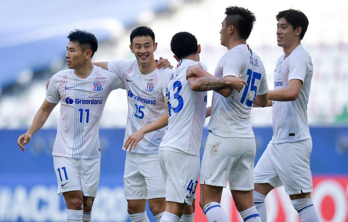 Shanghai Shenhua zawodnicy
