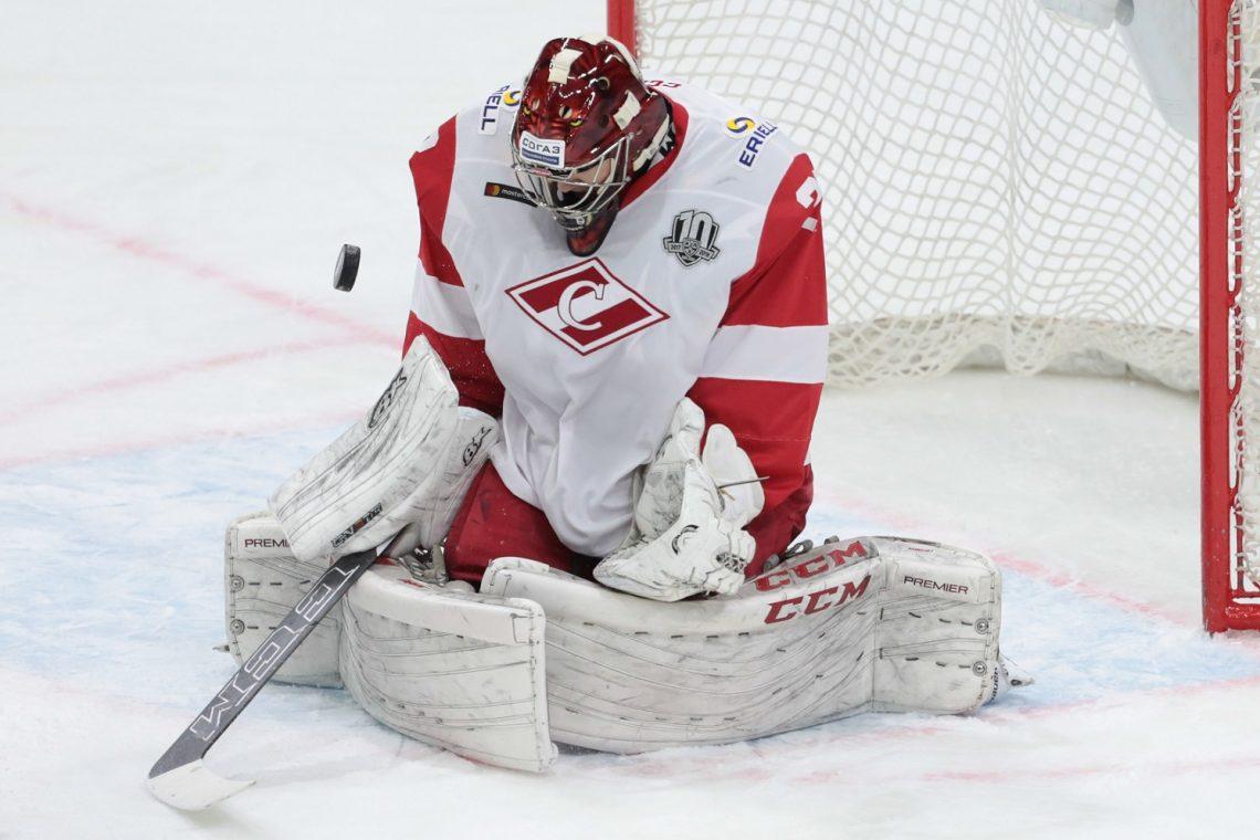 Spartak Moskwa KHL