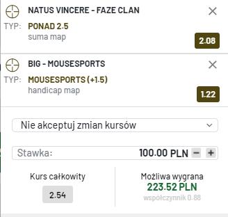 Kupon esport totalbet 31.08