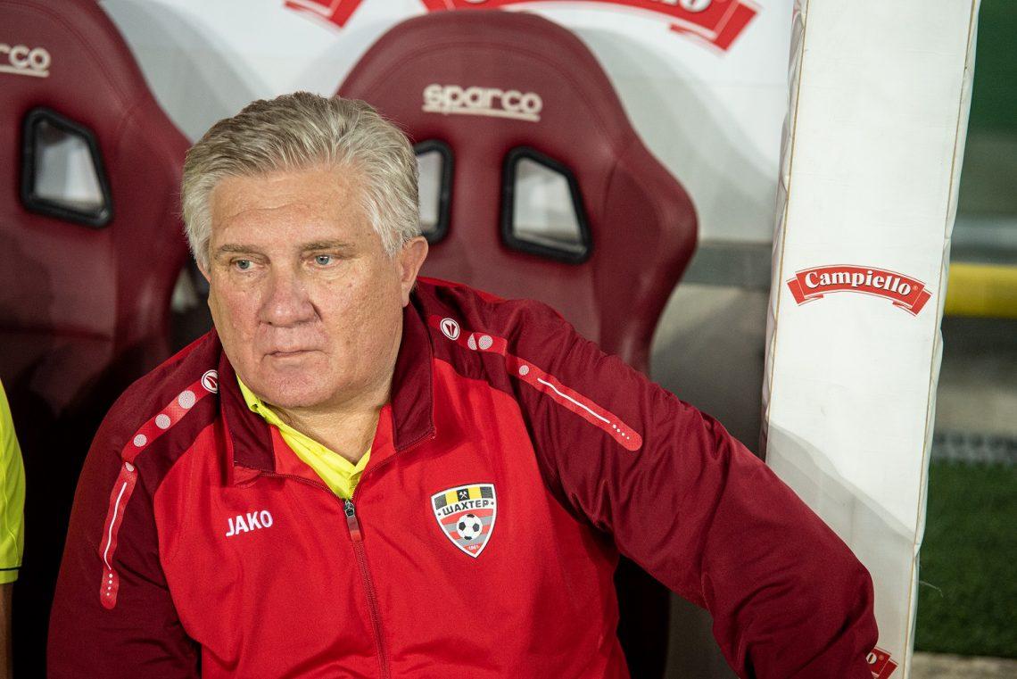 Szachcior Soligorsk trener