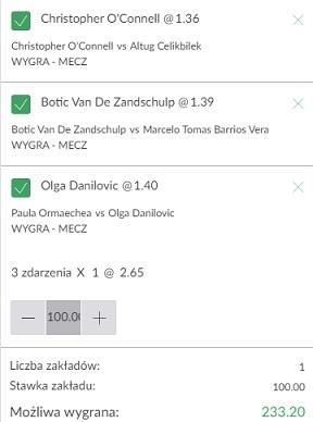 Triple tenis 25.08.2021