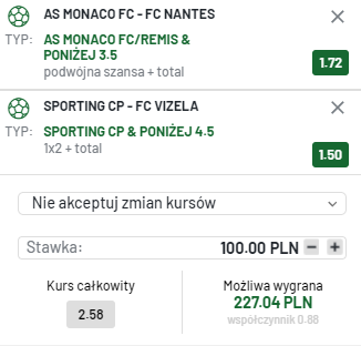 kupon double ligue 1, primeira ligę, 06.08.2021
