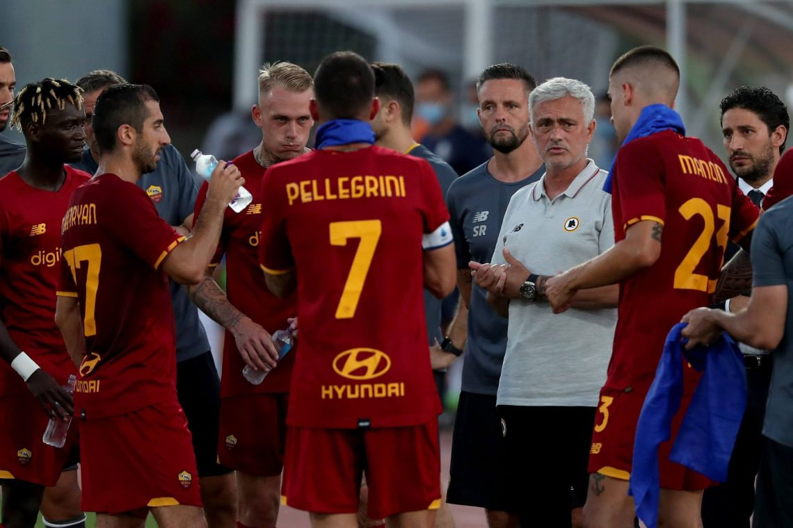 Drużyna AS Roma