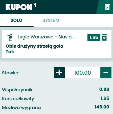 legia slavia 26.08.2021 betfan