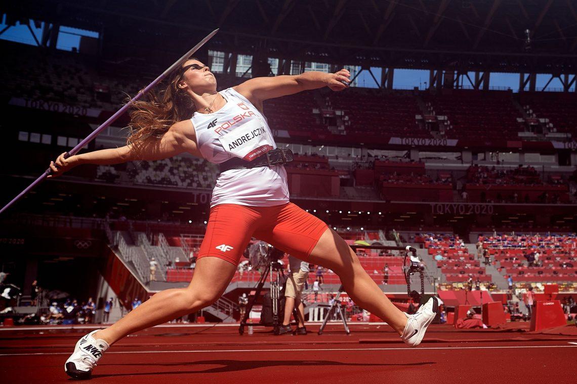 maria andrejczyk rzut oszczepem typy lekkoatletyczne igrzyska olimpijskie tokio 2020