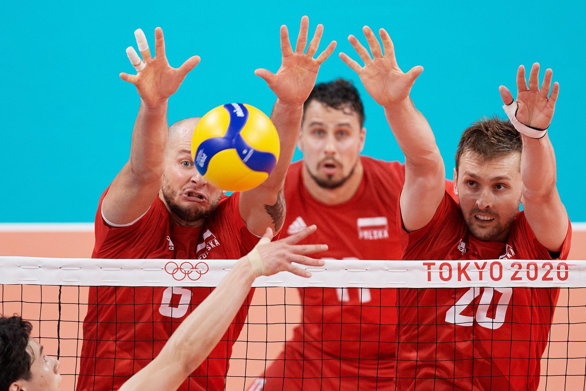 polska francja igrzyska olimpijskie tokio ćwierćfinał