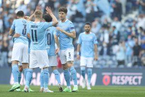 Manchester City przed rozpoczęciem meczu - kupon PL 15.08. Betfan
