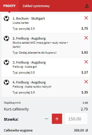 Bundesliga Fuksiarz 26.09.