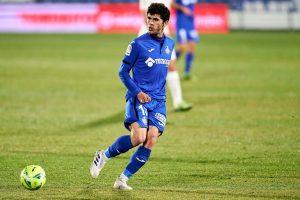 Carles Alena; Getafe CF 18.09