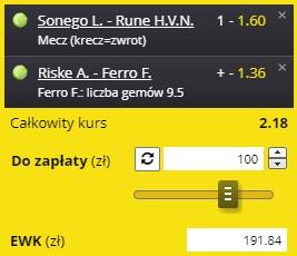 Dubel tenis 22.09.2021