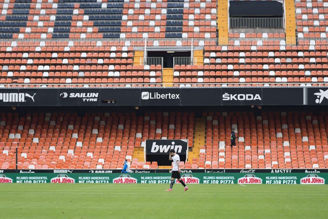 Estadio Mestalla, Valencia CF