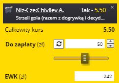 Singiel 16.09. Fortuna KHL