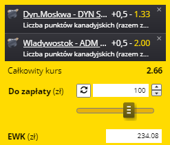 KHL Fortuna na 28.09.