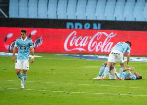 Fran Beltran; Celta Vigo 17.09.2021
