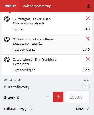 Bundesliga Fuksiarz AKO 19.09.