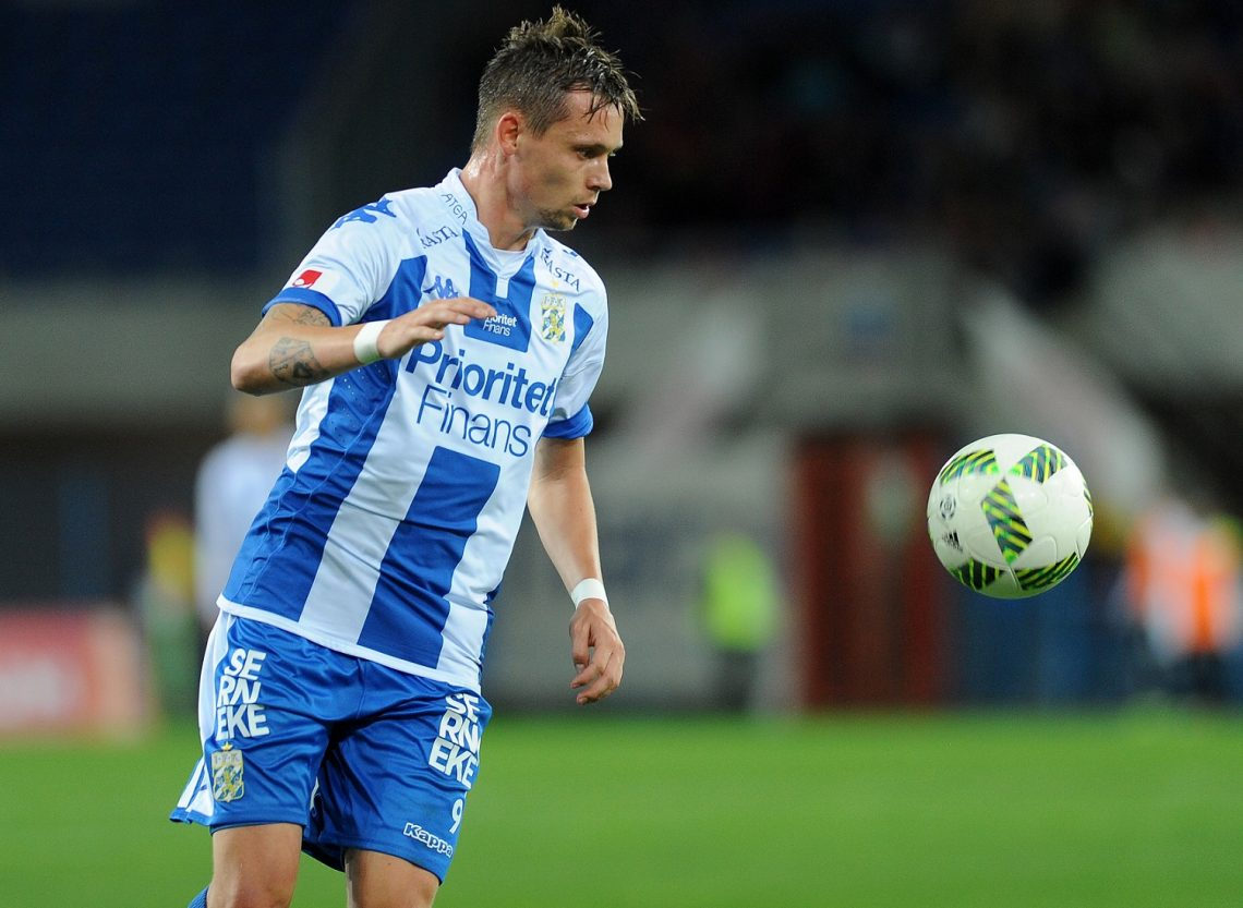 Piłkarz Goteborg