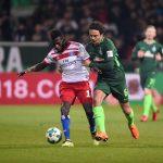 HSV vs Werder