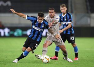 Inter vs Szachtar