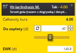 Strzelec Fortuna KHL 29.09.