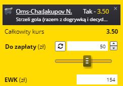 Fortuna singiel 06.09. KHL