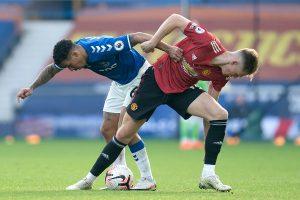 Manchester United - Everton typy, kursy, zakłady i zapowiedź 02.10.2021