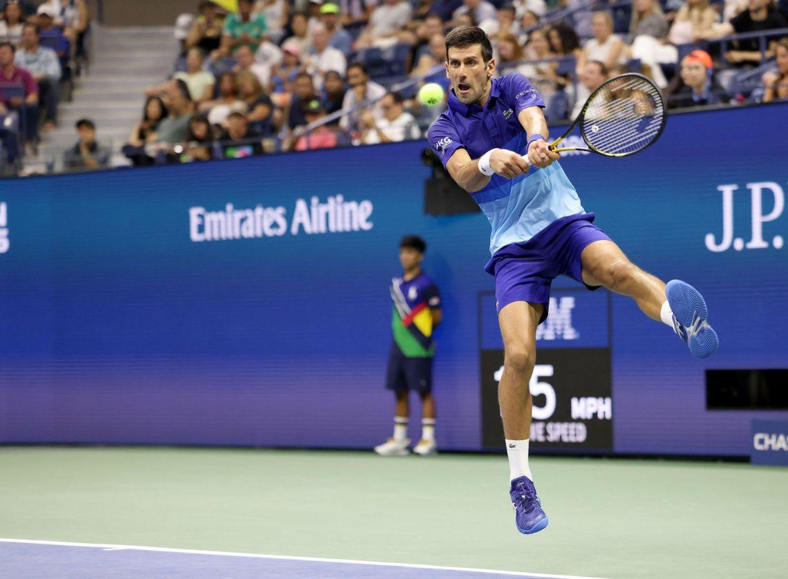 Novak Djokovic 04.09.2021