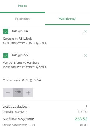 Bundesliga 18.09. PZBUK