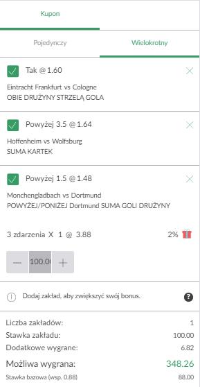 Bundesliga PZBUK na 25.09.