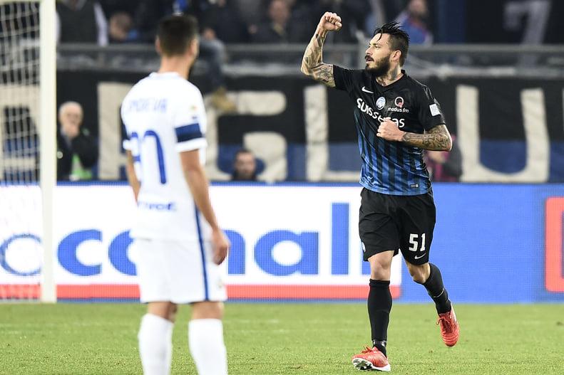 Mecz Inter - Atalanta
