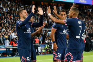 Piłkarze Paris Saint-Germain