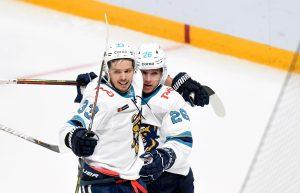Sochi KHL zawodnicy