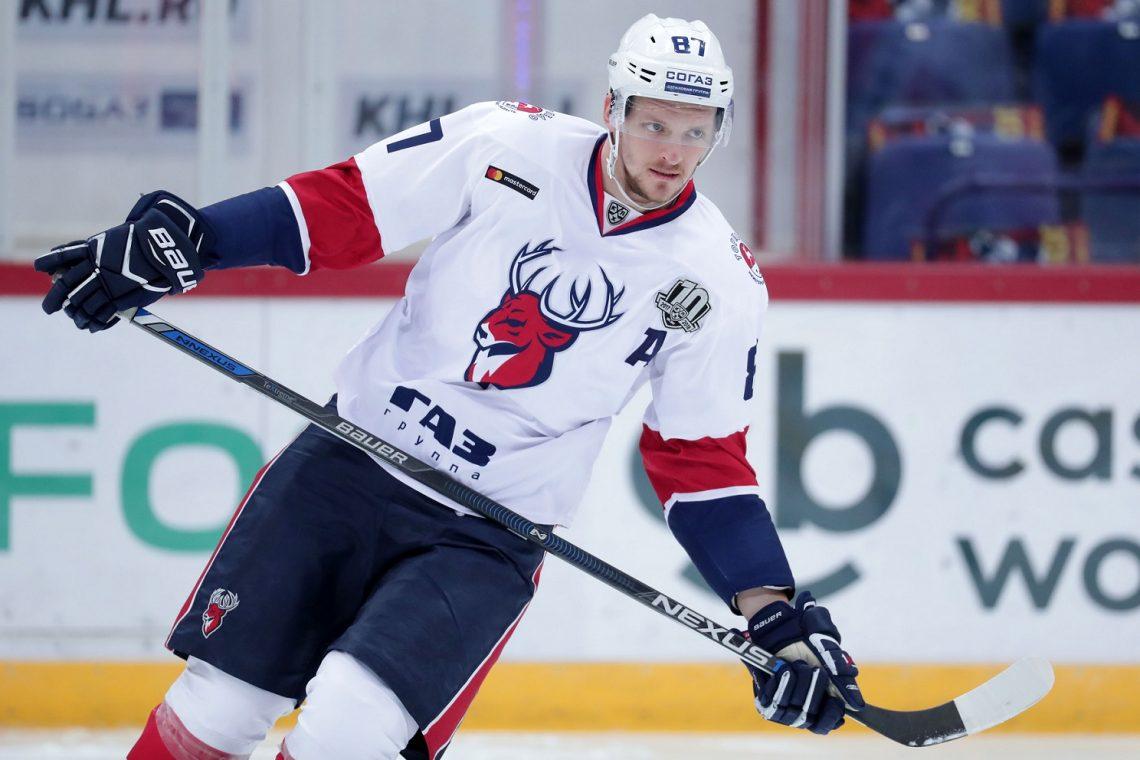 Torpedo Niżny KHL zawodnik