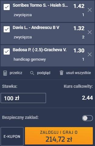 Triple tenis 02.09.2021 STS