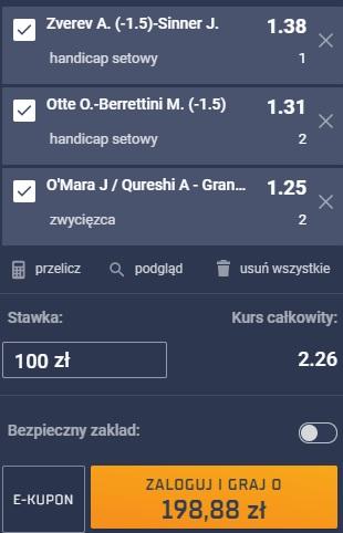 Triple tenis 06.09.2021