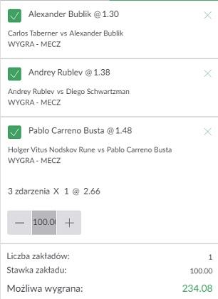 Triple tenis 24.09.2021