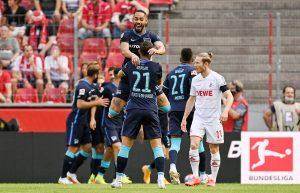 Hertha BSC piłkarze
