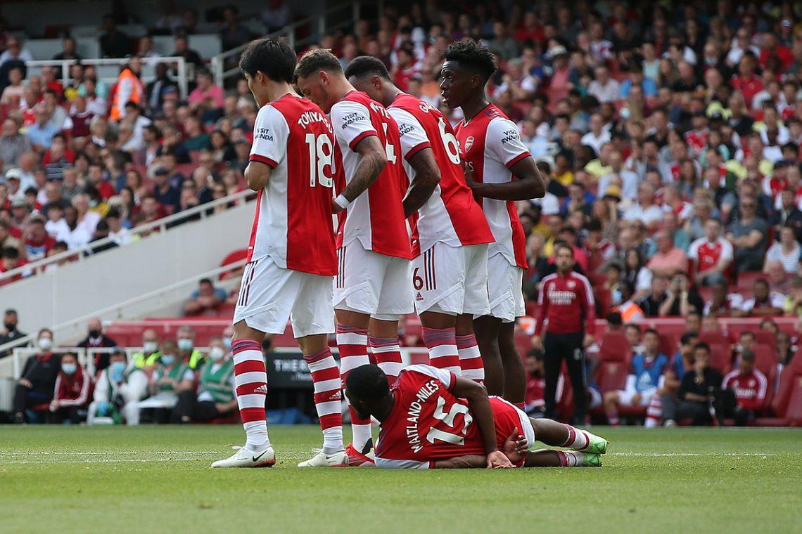 Arsenal v Norwich City Premier League