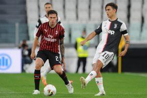 Mecz Juventus - AC Milan