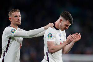 Henderson i Rice po finale Euro 2020 - kupon el. MŚ 02.09.