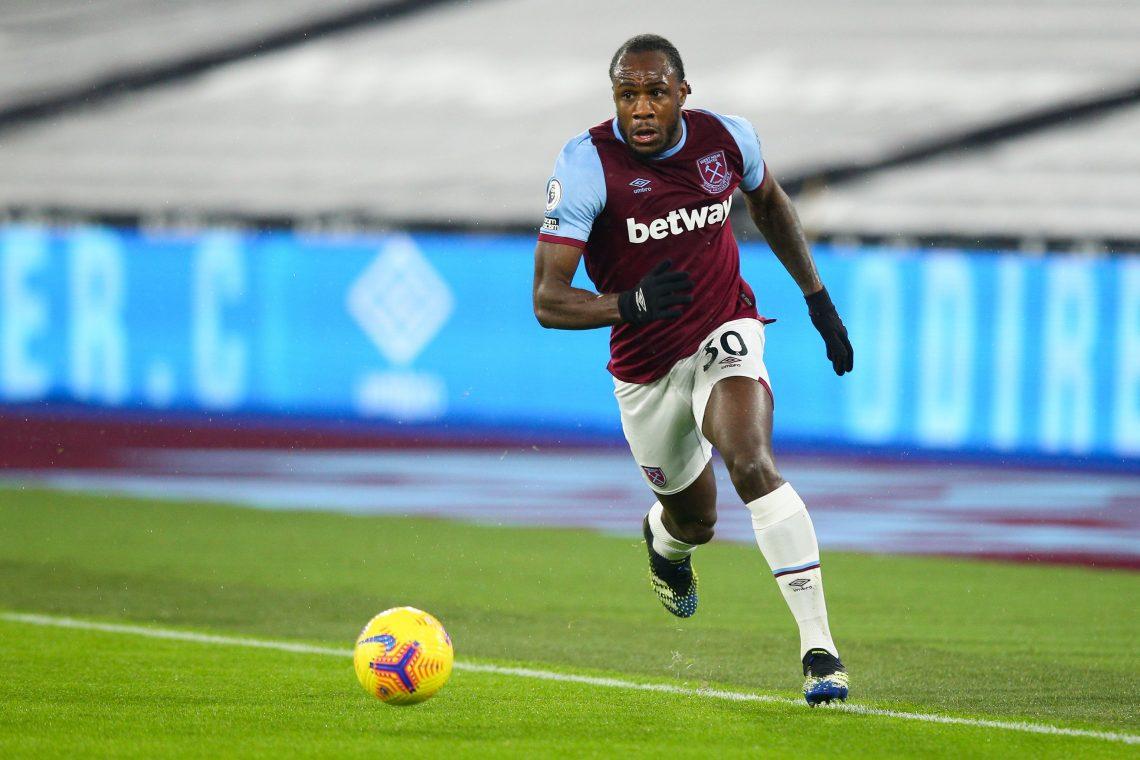 Michael Antonio w West Hamie - kupon LE 16.09. PZBuk
