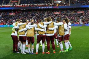 piłkarki z Monachium