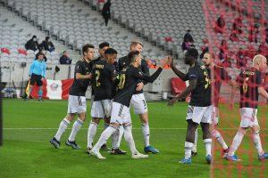 Ajax kontra Lille