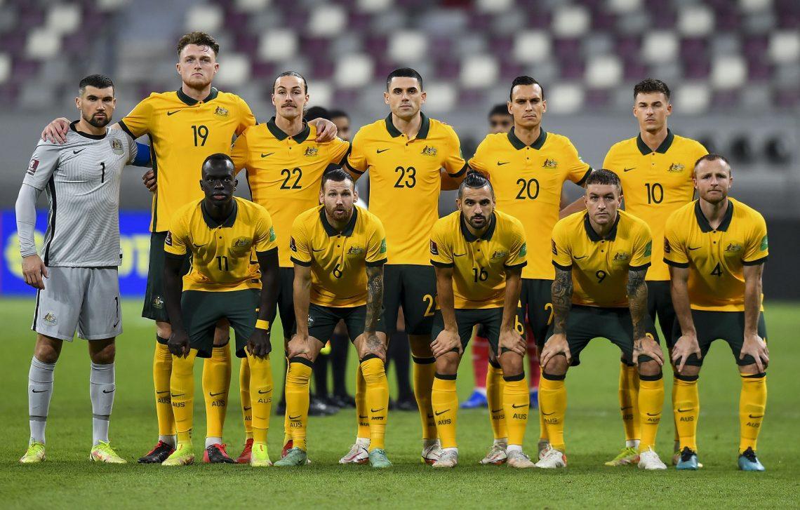 Australia piłka nożna