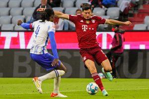 Bayern Monachium - Eintracht Frankfurt gdzie oglądać