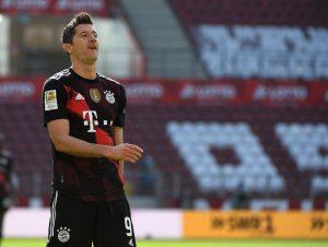 Lewandowski Bayern Mainz