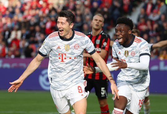 Benfica - Bayern Monachium gdzie oglądać